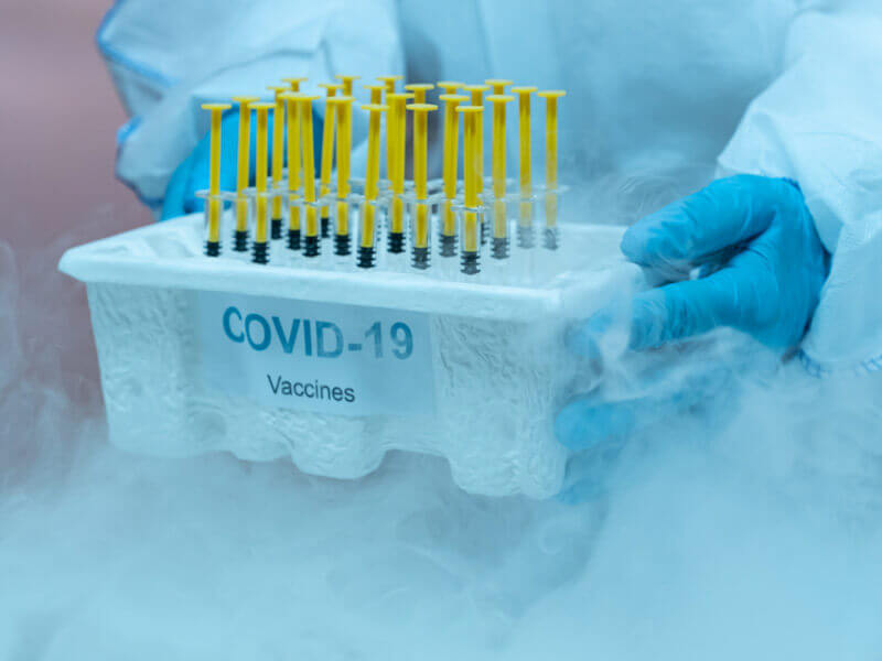 Protect Every Dose: 5 Considerations for Backing Up the Freezers that Will Store the First COVID-19 Vaccines Image