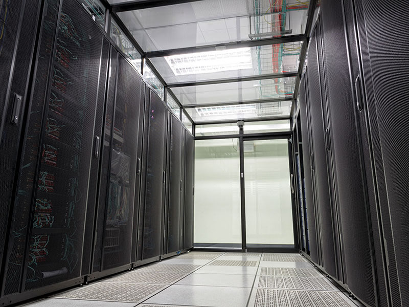 How Cooling Solutions Provide Enhanced Efficiency in Data Centers Image