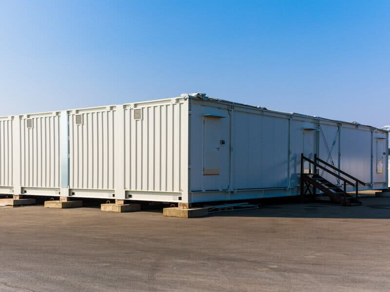 Tier III Prefabricated Modular Data Center for South Africa Image
