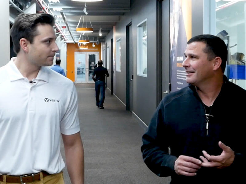 Celebrating International Data Center Day with Vertiv's CEO Image