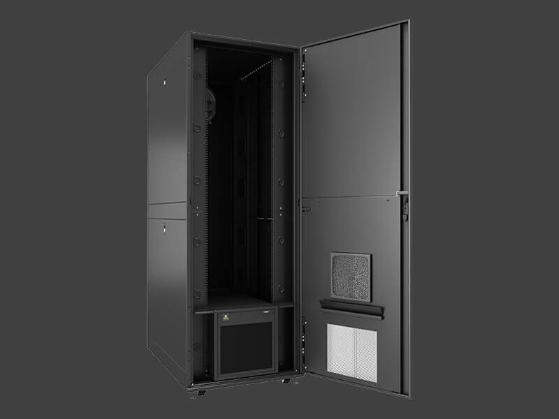 Vertiv Introduces Pre-Integrated, Micro Data Center Rack Solution for Edge Deployments and Small Spaces in North America Image
