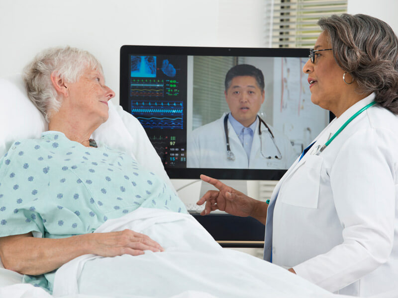 3 Approaches for Ensuring Your IT Infrastructure Is Primed for Ongoing Telehealth Image