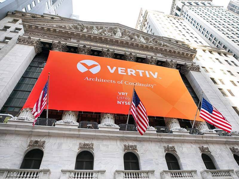 Vertiv Delivers Strong Fourth Quarter and Full Year 2020 Operating Performance Image