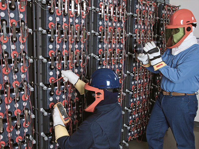 Battery Preventive Maintenance for Data Centers Image