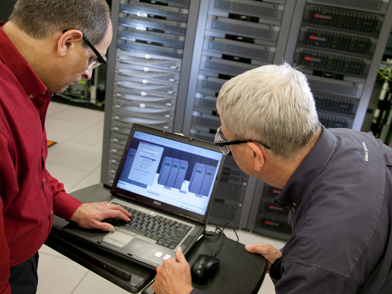 Six Steps to Improve Data Center Efficiency Image