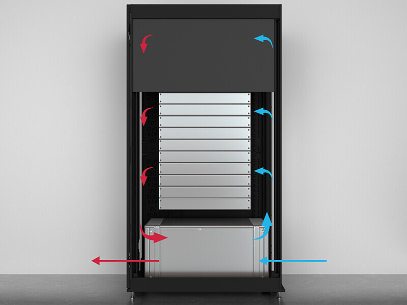 Vertiv Announces New Rack Cooling System For Edge It