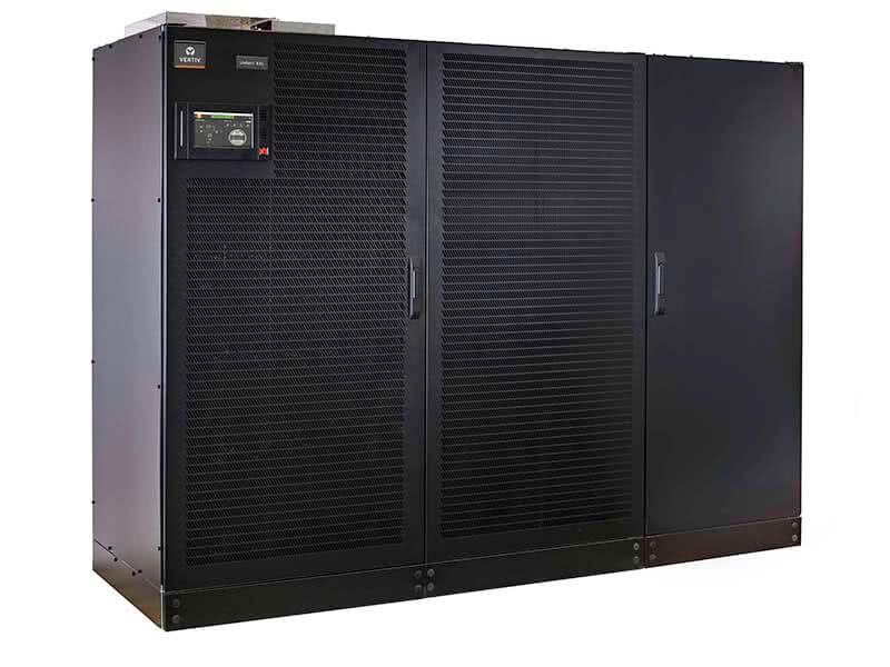 New Vertiv UPS Reduces Footprint and Increases Power Density for Large  Data Center Customers image