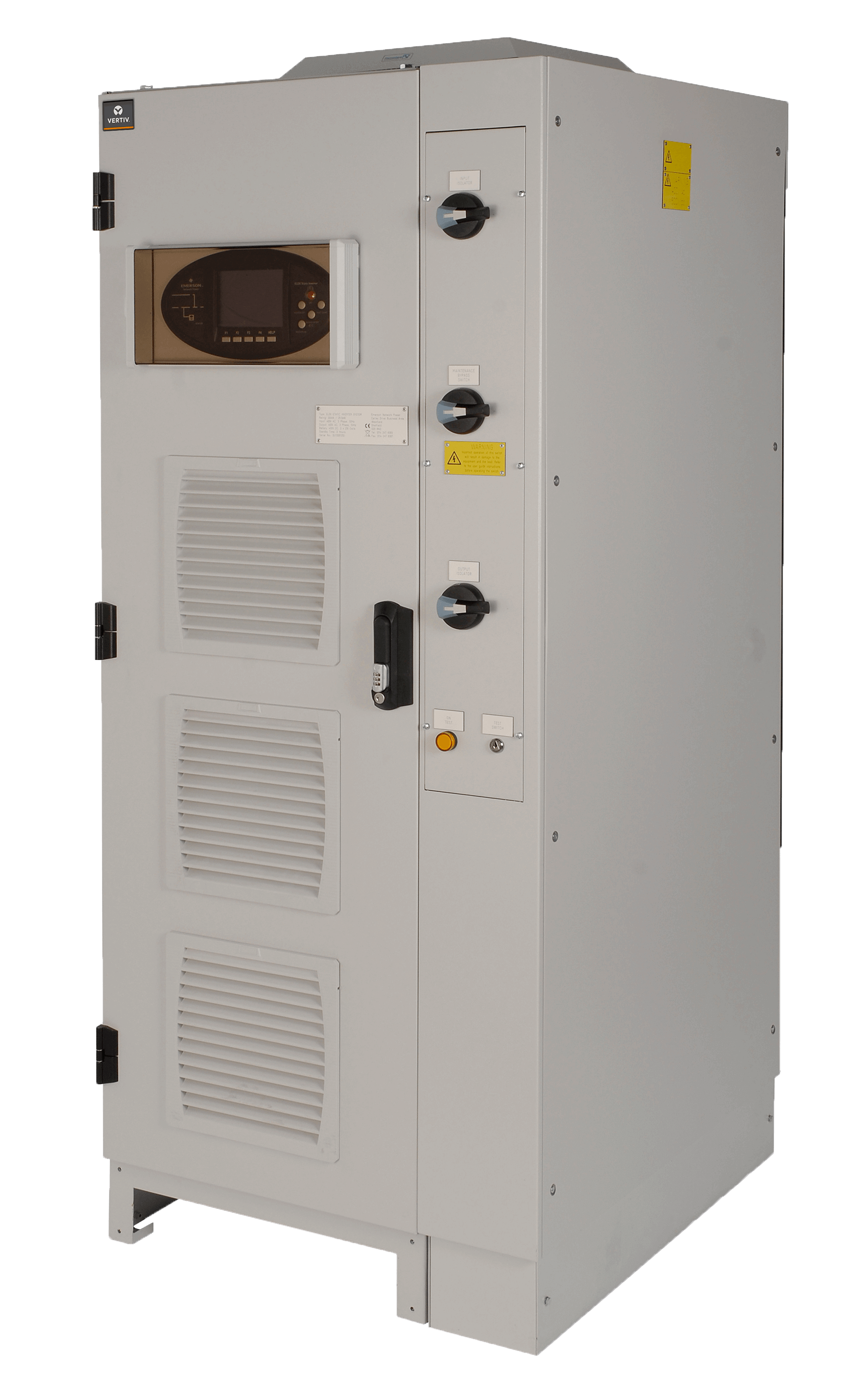 Elsx Modular Static 3 Phase Inverter Unit Ups Pure Sine Wave Schematic Diagram Datasheet Circuit Rating 10 Kva 125 For 1hour Or Hour Standby Hot Swappable Design Active No Break Mode This Product Is Fully Compliant With Bs En
