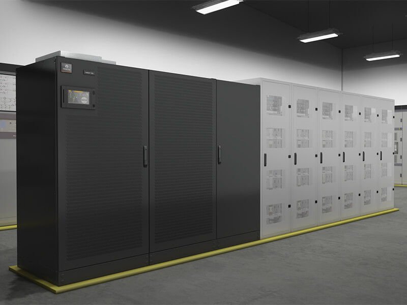 Liebert EXL S1 Data Center UPS | Vertiv UPS Power Supply
