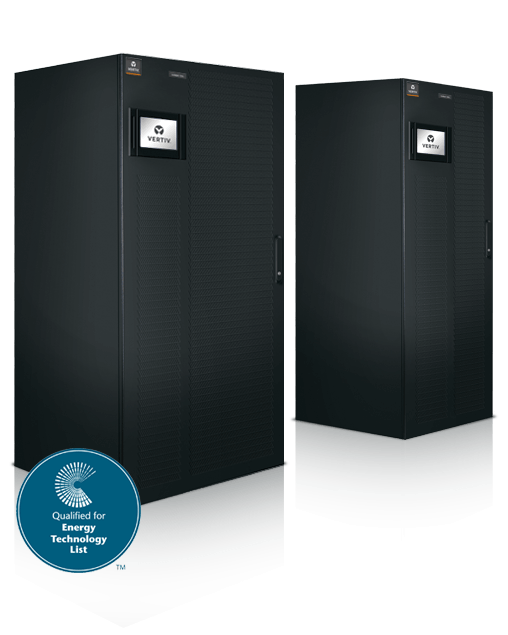 Liebert EXL data center UPS family side view