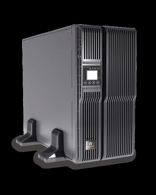 Liebert GXT4 Double Conversion UPS, 8,000VA | Vertiv AC Power