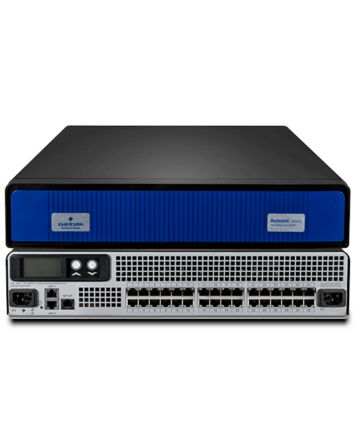 Avocent Matrix Digital High Performance KVM System image