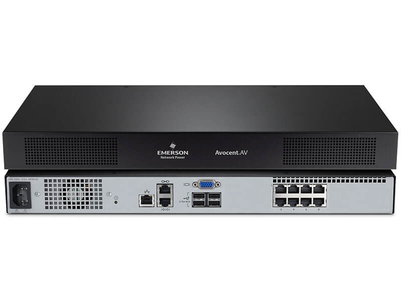 Emerson Avocent AutoView 3016 KVM Switch Driver Download (2019)