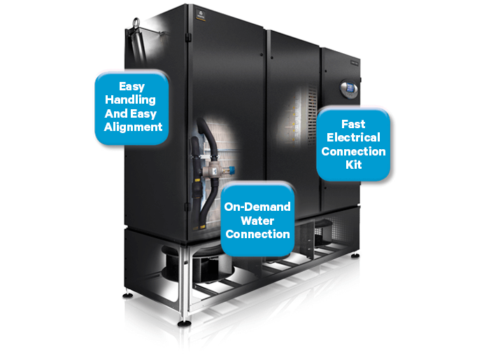 Liebert Pcw Chilled Water Cooling Unit