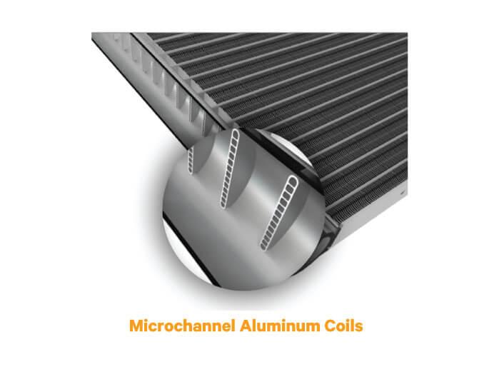 liebert mc microchannel 28 220kw outdoor condenser extremely