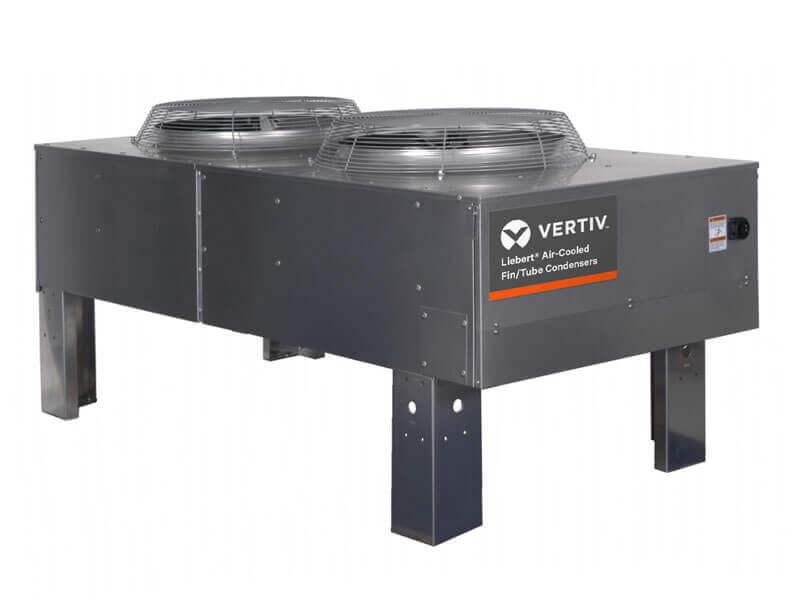 liebert fin tube 17 5 210kw outdoor heat rejection room cooling